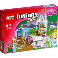 LEGO Juniors Disney Princess 10729 Popelčin kočár