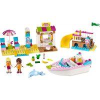 LEGO Juniors Friends 10747 Andrea a Stephanie na dovolené na pláži 2