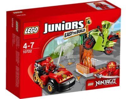 LEGO Juniors Ninjago 10722 Finální hadí souboj
