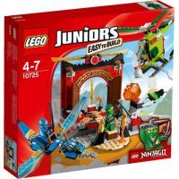 LEGO Juniors Ninjago 10725 Ztracený chrám