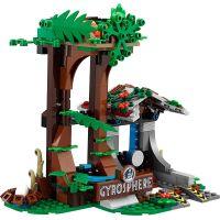 LEGO Jurassic World 75929 Útěk Carnotaura z Gyrosféry 3