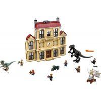 LEGO Jurassic World 75930 Řádění Indoraptora v Lockwoodu