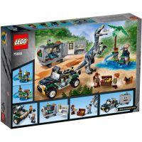 LEGO Jurassic World 75935 Setkání s Baryonyxem: Hon za pokladem 3