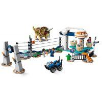 LEGO Jurassic World 75937 Triceratopsovo běsnění 3
