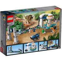 LEGO Jurassic World 75937 Triceratopsovo běsnění 4