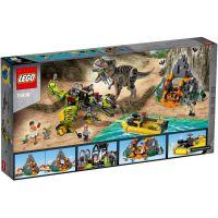 LEGO Jurassic World 75938 T. rex vs. Dinorobot 4