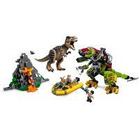 LEGO Jurassic World 75938 T. rex vs. Dinorobot