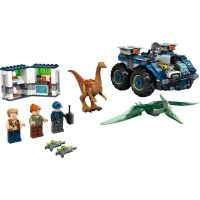 LEGO Jurassic World 75940 Útěk gallimima a pteranodona