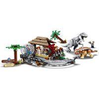 LEGO® Jurassic World 75941 Indominus rex vs. ankylosaurus 3