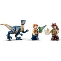 LEGO® Jurassic World 75942 Velociraptor: Záchranná mise s dvouplošníkem 4