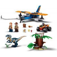 LEGO® Jurassic World 75942 Velociraptor: Záchranná mise s dvouplošníkem 3