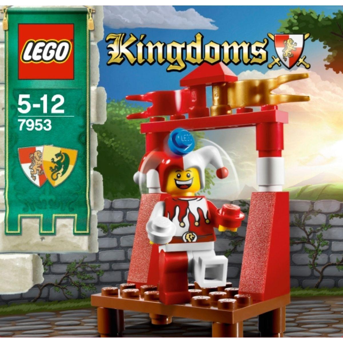 LEGO Castle 7953 Dvorní šašek
