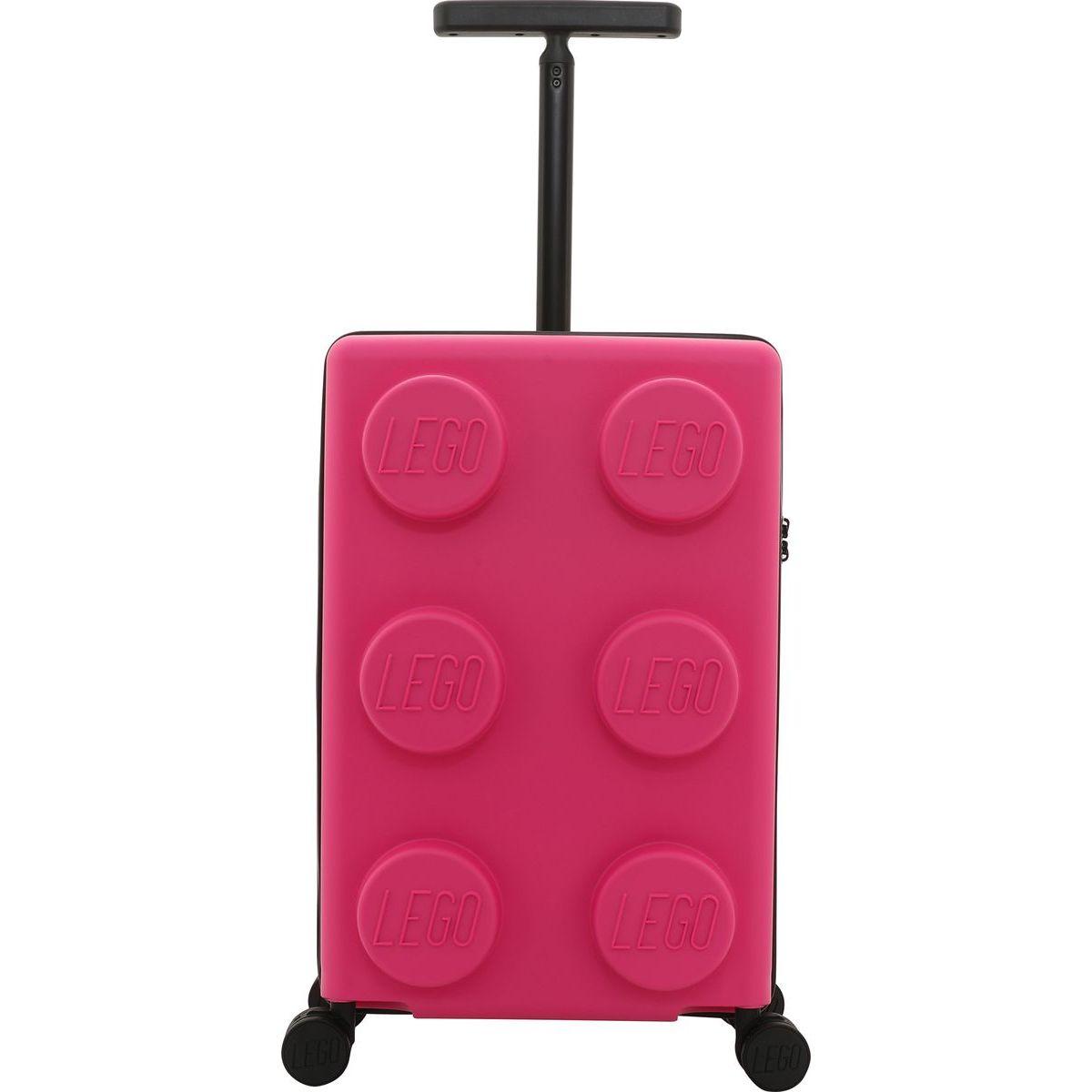 LEGO Luggage Signature 20 Světle fialový