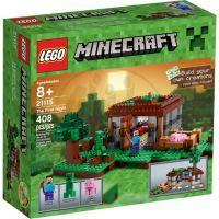 LEGO Minecraft 21115 - První noc