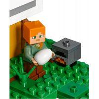 LEGO Minecraft 21140 Kurník 5
