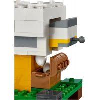 LEGO Minecraft 21140 Kurník 6