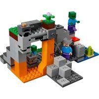 LEGO Minecraft 21141 Jeskyně se zombie 4