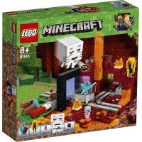 LEGO Minecraft 21143 Podzemní brána 6