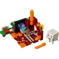 LEGO Minecraft 21143 Podzemní brána 3