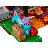 LEGO Minecraft 21143 Podzemní brána 4