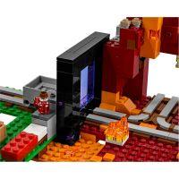 LEGO Minecraft 21143 Podzemní brána 5