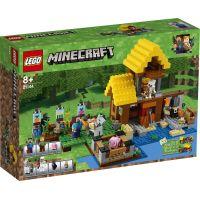 LEGO Minecraft 21144 Farmářská usedlost