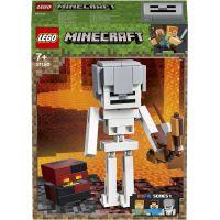 LEGO Minecraft 21150 velká figurka Kostlivec s pekelným slizem