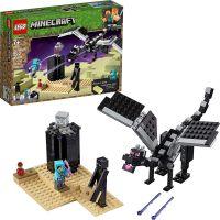 LEGO® Minecraft™ 21151 Souboj ve světě End