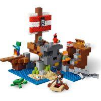 LEGO® Minecraft™ 21152 Dobrodružství pirátské lodi 3