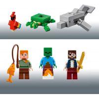 LEGO® Minecraft™ 21152 Dobrodružství pirátské lodi 5