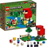 LEGO® Minecraft™ 21153 Ovčí farma
