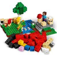 LEGO® Minecraft™ 21153 Ovčí farma 3
