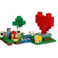 LEGO® Minecraft™ 21153 Ovčí farma 6