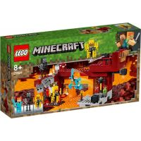 LEGO Minecraft 21154 Most ohniváků 2