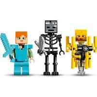 LEGO Minecraft 21154 Most ohniváků 3