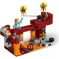 LEGO Minecraft 21154 Most ohniváků 4
