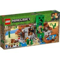 LEGO Minecraft 21155 Creepův důl 2