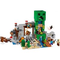 LEGO Minecraft 21155 Creepův důl 4