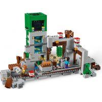 LEGO Minecraft 21155 Creepův důl 5