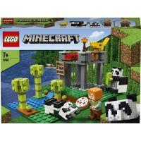 LEGO Minecraft 21158 Pandí školka 2