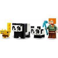 LEGO Minecraft 21158 Pandí školka 5