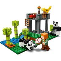 LEGO Minecraft 21158 Pandí školka 3