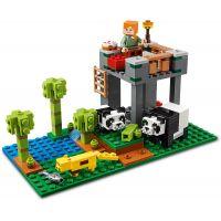 LEGO Minecraft 21158 Pandí školka 6