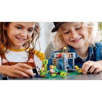 LEGO Minecraft 21158 Pandí školka 4