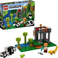 LEGO® Minecraft™ 21158 Škôlka pre pandy