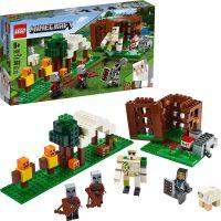 LEGO® Minecraft™ 21159 Základna Pillagerů