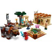 LEGO Minecraft 21160 Útok Illagerů 2