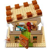 LEGO Minecraft 21160 Útok Illagerů 5