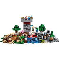 LEGO Minecraft 21161 Kreativní box 3.0 - Poškozený obal