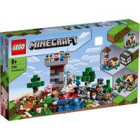 LEGO Minecraft 21161 Kreativní box 3.0 2